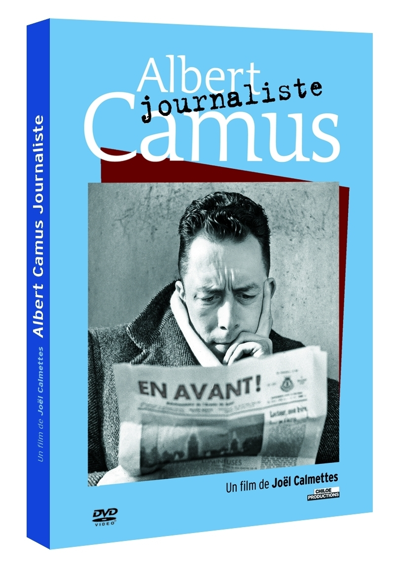 Albert Camus, le journalisme engagé - Chiloé Productions